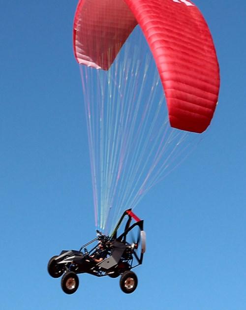 滑翔机空中观光