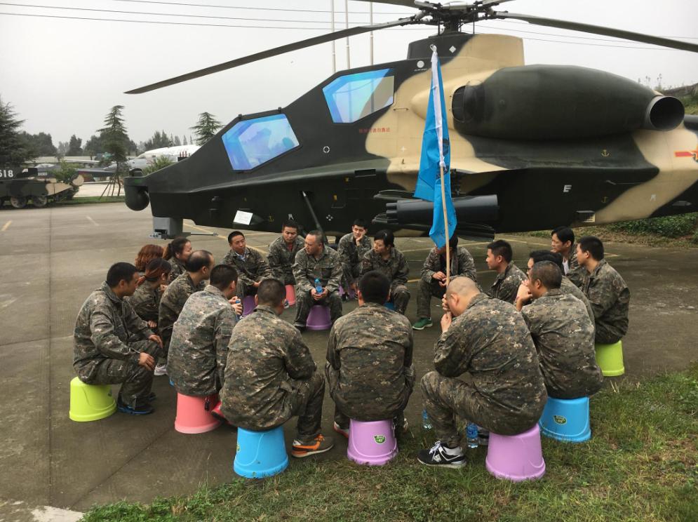 公司团队培训场地-团队高空拓展器材-成都军时文化传播有限公司
