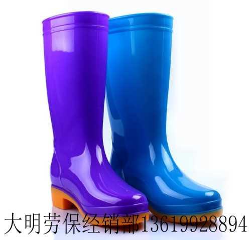 哈密雨鞋批发-新疆女士雨鞋批发-克拉玛依儿童雨鞋批发