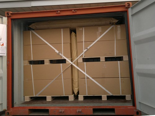 集装箱防震袋 打包机配件零售 佛山市世搏包装资料无限公司