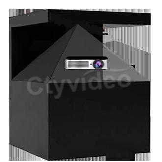 广东深圳180度3D成像效劳商 全息展现柜 正宗通用全息3D展现柜制造商