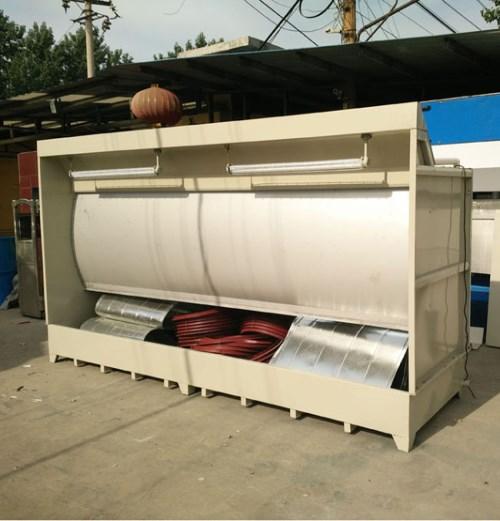 喷漆房废气处理水帘柜设备_喷漆专用水帘柜厂家_喷漆专用水帘柜设备