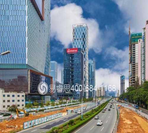 科技园深圳湾创业投资大厦办公室出租 南山深圳湾创业投资大厦办公楼出租
