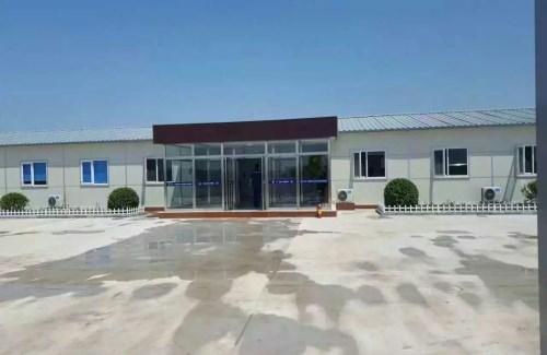 岩棉夹芯板活动房-桁架楼承板规格-北京超时代彩钢有限公司