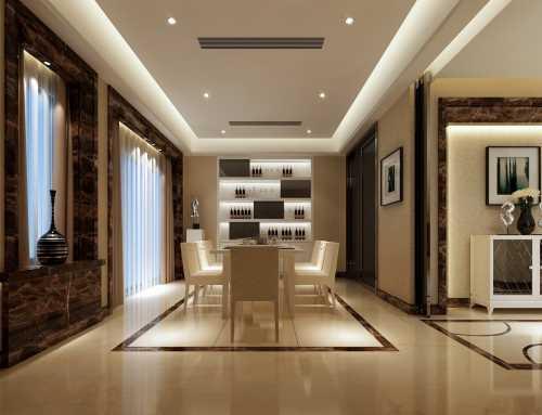 三室两厅装修风格-装饰设计-广东华宁装饰集团有限公司