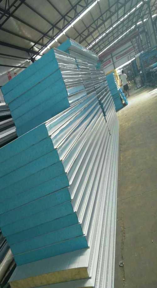 保温夹芯板-活动房图片-北京超时代彩钢有限公司