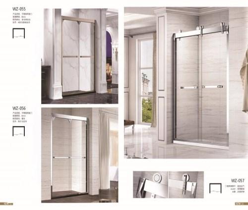 成都淋浴房有多厚 简易淋浴房 成都白马王子家居有限公司