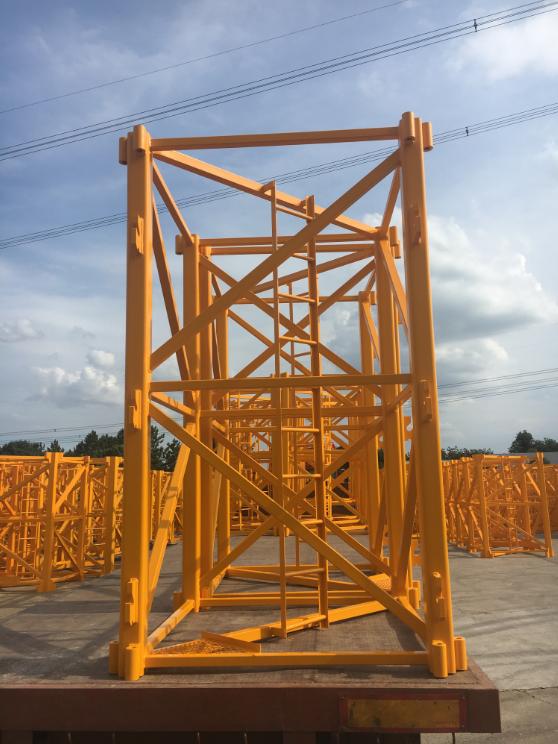 完美匹配塔吊標準節促銷 TC6517標準節 湖南博彌順工貿發展有限公司
