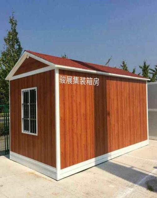 住人集装箱_活动集装箱销售_海口龙华骏展钢结构板房厂