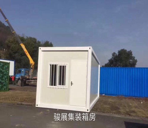 防火集装箱_海南集装箱活动房_海口龙华骏展钢结构板房厂