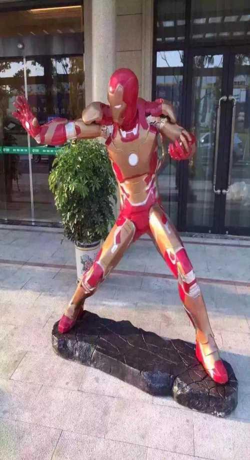 卡通玻璃钢雕塑摆件/玻璃钢花卉定制/大安区兴利玻璃钢成品厂