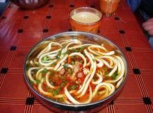 正宗臧面味道怎么样 西藏地方特色美食怎么找 西藏藏家宴餐饮有限公司