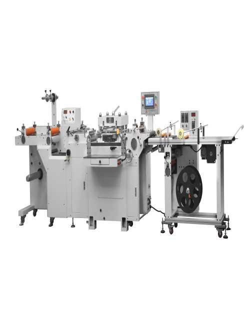 JH-320GMQ平压式高速模切机深圳市建鸿机械设备有限公司