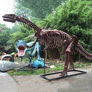 优质恐龙骨架模型批发_哪里有仿真马_大安区兴利玻璃钢制品厂