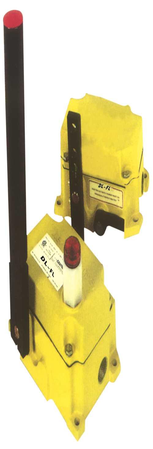 拉线急停SPS-2D拉线开关ROS-2D防偏开关厂家/徐州DB-100撕裂开关特点/顶量测控技术