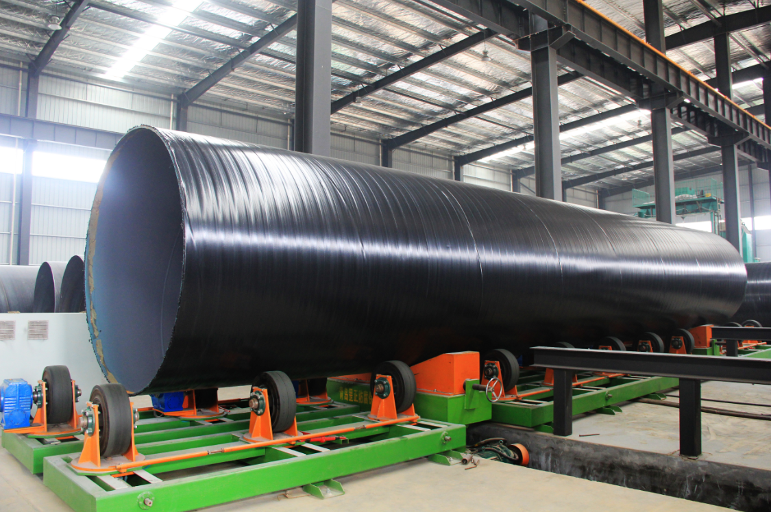湖南防腐螺旋鋼管價格/大口徑防腐螺旋鋼管哪里有/防腐螺旋鋼管價格