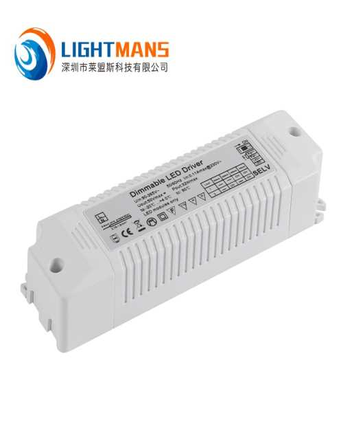 LDS系统用恒流1-10V可调光电源_筒灯用可调光电源_会所用恒流1-10V可调光电源