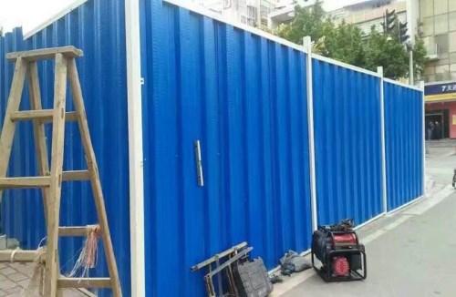 临时围墙厂 海南临时围墙厂 工地临时围墙