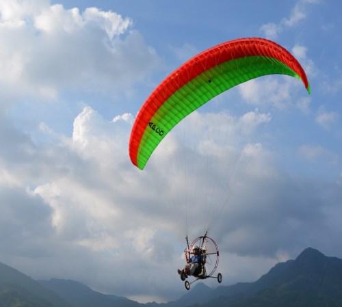 长沙动力伞培训