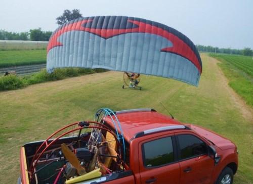 长沙飞翔伞学习