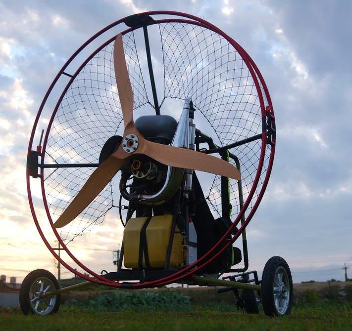 滑翔机广告赞助