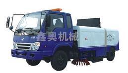 公路施工清扫机_道路清洗机械生产厂家