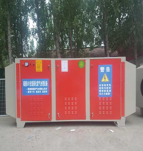 废气处理设备_喷淋塔_山东众合环保设备有限公司