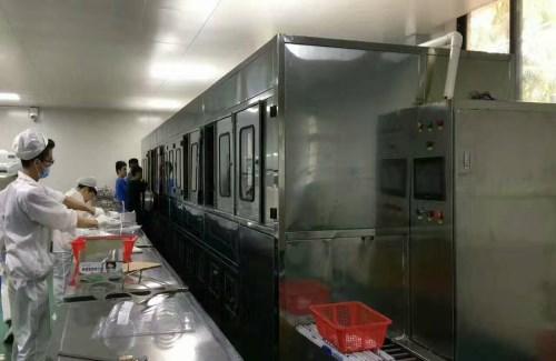 哪里有高压喷淋清洗烘干机/口碑好高压喷淋清洗烘干机厂家电话/江门市恒泰清洗设备有限公司