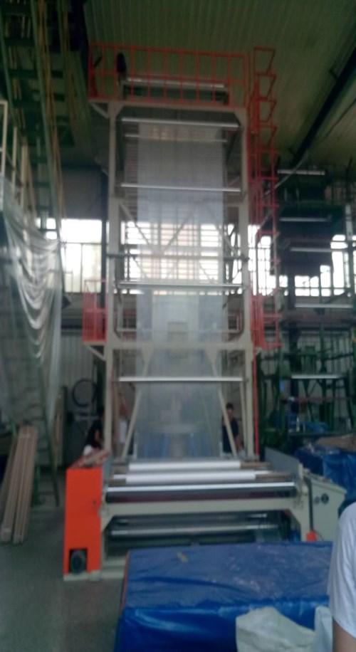 雙層地膜機組/雙色地膜機組/地膜生產線