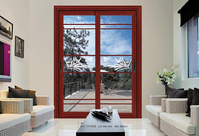 广东内装成品门窗尺寸_佛山出口铝材_广东艺华不锈钢铝业有限公司