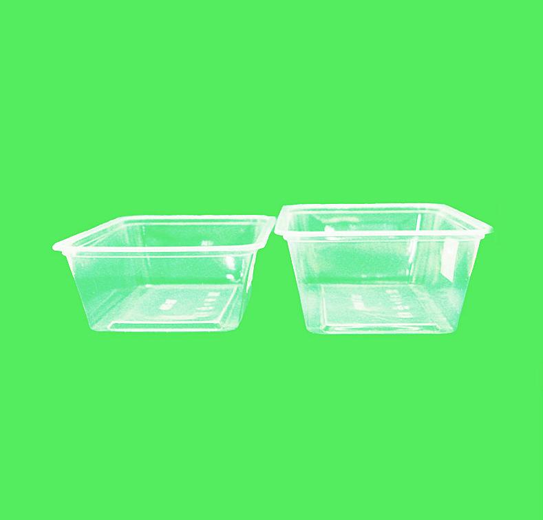 塑料环保饭盒带盖_加厚环保饭盒_中山市腾兴塑料制品有限公司