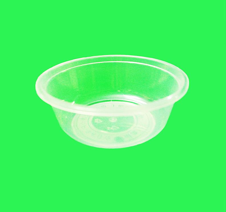 透明一次性圆碗带盖/塑料一次性圆碗/中山市腾兴塑料制品有限公司