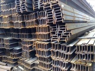 山东工字钢现货 q235b工字钢批发 q235b工字钢价格