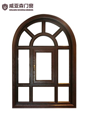 优质铝木复合窗厂家定制_佛山铝木复合窗招商加盟_优质铝木复合窗