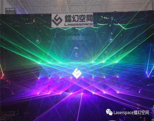 北京激光扮演-专业舞台激光灯光秀-广州镭幻文明开展无限公司