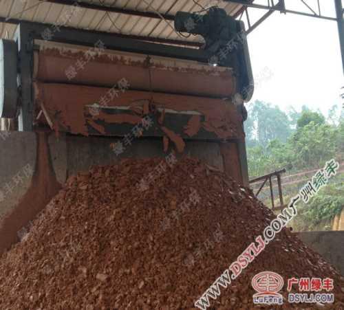 洗沙泥浆脱水机_泥浆压干机_洗砂泥浆分离脱水机