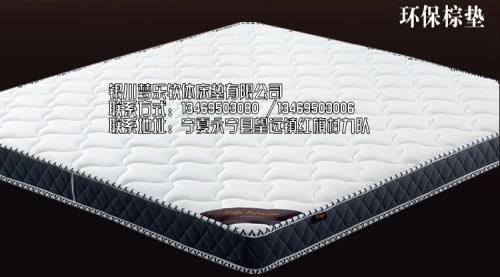 中卫环保乳胶棕垫定做-盐池榻榻米定制厂家-银川梦乐软体床垫有限公司