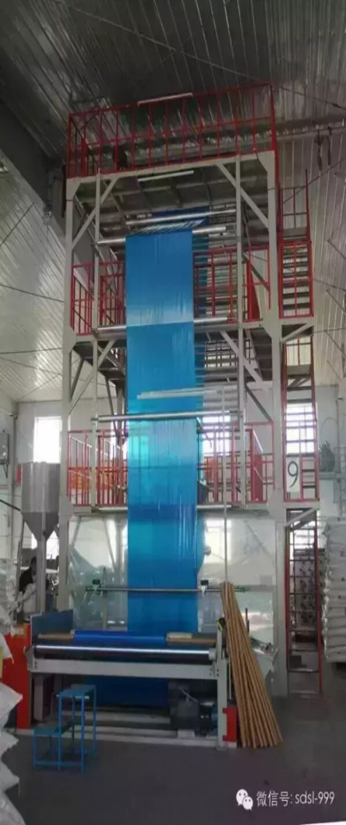 扯破膜吹塑机机头_高强度微喷带机组_莱芜市彩华橡塑机器无限公司
