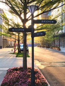 商業地產標識設計公司-商場標識系統設計-東莞市華標標識工程有限公司