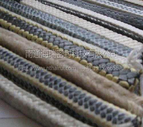 高碳纤维盘根/盘根/耐温石墨盘根厂家
