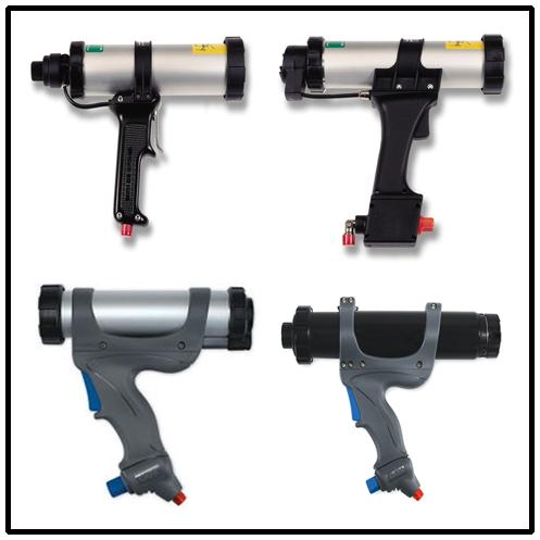 正品COX气动胶枪出售-双组份玻璃胶枪-深圳市腾润机电有限公司
