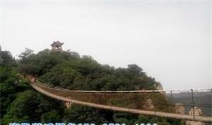 重庆景区吊桥价格/湖南滑索设备定制/河南省润发游乐设备有限公司