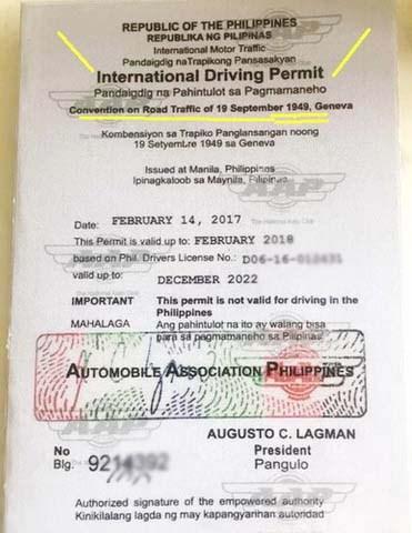 外国用国际驾照怎么办理 外国人驾照转中国 深圳市易众商务服务有限公司