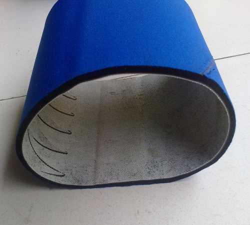 漿糊貼標機皮帶加工 銀龍糊盒機皮帶 上海靜微傳動設備有限公司