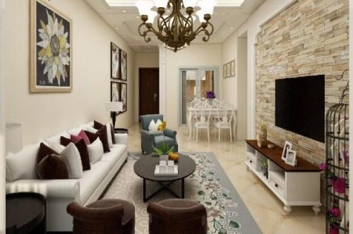 房子装修效果图/新房装修效果图/装修全包价