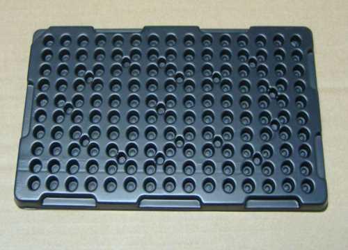 定制电子产物吸塑托盘消费商/化装品吸塑盘哪家好/重庆创阔包装成品无限公司