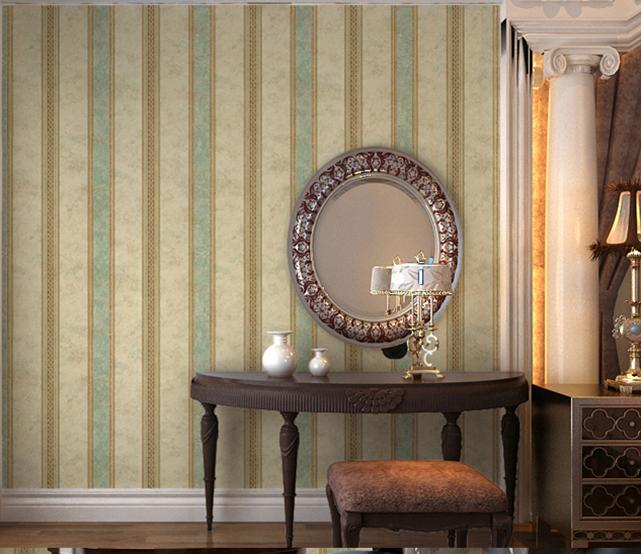 客厅墙纸装修效果图-遮光窗帘风格-云南华企经贸有限公司