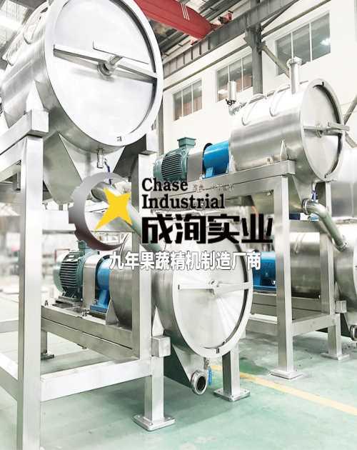 桃打浆机-吨箱无菌灌装机哪家好-上海成洵实业有限公司