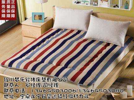 左旗床垫厂家 盐池环保乳胶棕垫厂家 银川梦乐软体床垫有限公司