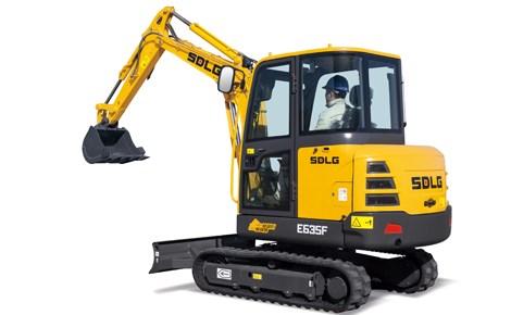 小型挖掘机价格/河南压路机哪家省油/河南省康发工程机械有限公司